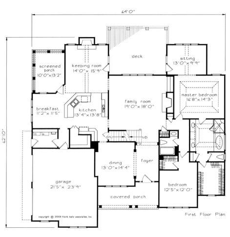 Custom Home Floor Plans Near Auburn University Falls Crest