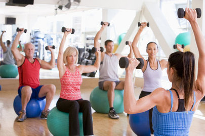Fitness Classes available at AU Club Fitness